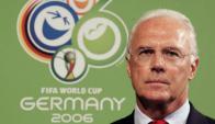 dinero fue transferido en 2002 de una cuenta del presidente del comité organizador, Franz Beckenbauer,