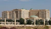 El Hotel Ritz-Carlton de Riad. REUTERS