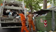 Más de 700 funcionarios de la IMM realizan un paro de 24 horas. Foto: Archivo El País