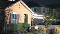 La casa de los Turpin está en Perris: una localidad a 110 kilómetros al sur de Los Angeles. Foto: AFP