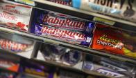 Nestlé tiene una débil posición en EE.UU. en el mercado de las golosinas. Foto. AFP