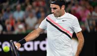 Nuevo triunfo de Roger Federer en tres sets