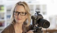 Anne Geddes se especializó en fotografiar el principio de las vidas.