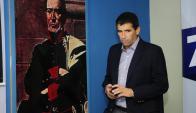 Sendic se vio impedido de cobrar el subsidio de forma inmediata como pretendía. Foto: Archivo El País