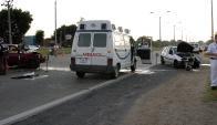 Reclaman revisar los tiempos de demora de las ambulancias. Foto: Archivo El País