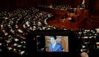 Shinzo Abe: el primer ministro de Japón es abanderado del TPP. Foto: Reuters