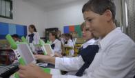 Docentes que enseñan pensamiento computacional destacan como los estudiantes asumen un rol crítico. Foto: Archivo