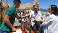 """Turismo: fue el """"gran impulsor"""" de la demanda el año pasado. Foto: Ricardo Figueredo"""
