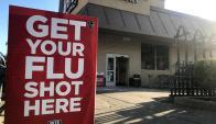 La epidemia mayor de gripe más reciente en EE.UU. remonta a 2003-2004. Foto: EFE