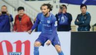 Dos goles de Diego Forlán para la victoria del Kitchee FC