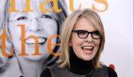 Diane Keaton. Foto: AP