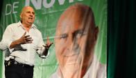 Novick: el líder del Partido de la Gente pide más eficiencia estatal. Foto: G. Pérez