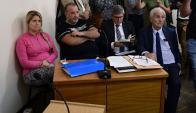 El fiscal Rodrigo Morosoli pidió la formalización de la investigación contra el sindicalista. Foto: F. Ponzetto