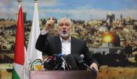 Ismail Haniya, jefe de Hamas. Foto: AFP