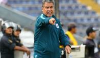 Pablo Bengoechea en Alianza Lima.