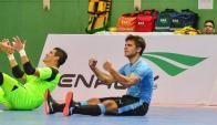 Uruguay tercero en el Grand Prix de Futsal. Fotos: Confederación Brasileña de Futsal CBFS