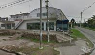 Cajero Redbrou en Parque del Plata. Foto: Google Street View.