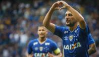 Giorgian De Arrascaeta la sigue rompiendo en Cruzeiro