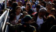 Para el 75% de los venezolanos la gestión de Maduro es mala o pésima. Foto: Reuters