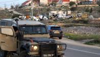 Las colonias de judíos en Cisjordania están bajo jurisdicción del ejército de Israel desde la guerra de 1967. Foto: EFE