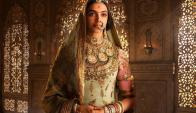 Deepika Padukone protagoniza la polémica película Padmavati