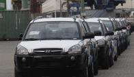 Venta de vehículos autos. Foto: Archivo El País