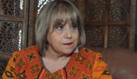 Irupe Buzzetti, directora del Consejo de Educacion Inicial y Primaria. Foto: F. Flores