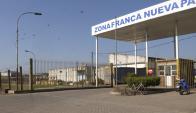 Zonas Francas. Foto: Nicolás Pereyra