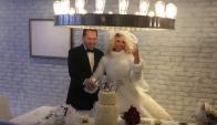 El casamiento de Vicky Xipolitakis