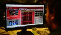 Supermatch: el sitio de apuestas deportivas es el único habilitado por el Estado. Foto: G. Pérez