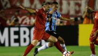 Independiente vs Gremio por la Recopa. Foto: EFE