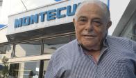 """González. """"Aún apostamos al cuero para brindar una mano de obra en Uruguay"""". (Foto: Francisco Flores)"""