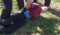 Arresto de Nikolas Cruz. Foto: @JenniferTintner