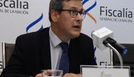 Jorge Díaz, Fiscal General de la Nación. Foto: Marcelo Bonjour