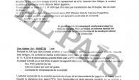 El acta de la cuenta en el banco de Andorra a la que accedió El País de Madrid