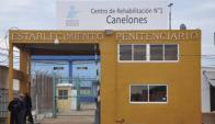 Cárcel de Canelones. Foto: Unicom