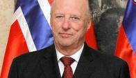Harald V de Noruega. Foto: Wikimedia Commons