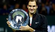 Roger Federer. Foto: AFP.