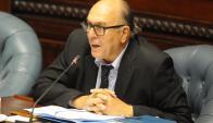 Tras la remoción de los directores políticos, Carámbula ya tomó resoluciones. Foto: F. Flores