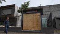 Modalidad: no paran las explosiones a los cajeros. Foto: A. Colmegna