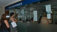 Afiliaciones: repercusiones tras la detectada estafa al Fonasa. Foto: Archivo El País