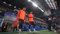 Lionel Messi y Luis Suarez. Foto: Barcelona