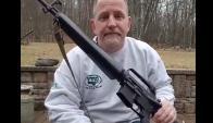 Scott Pappalardo, el hombre que destruyó su rifle tras la masacre de Florida.