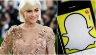 """Kylie Jenner señaló en un tuit que ya no abre la aplicación de fotos instantáneas Snapchat. """"Ugh, esto es tan triste"""", precisó."""