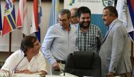 Intendentes blancos quieren que Vázquez revise rebaja de la contribución rural. Foto: D. Borrelli