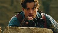"""Brendan Fraser en """"La tumba del emperador dragón"""" (2008)"""