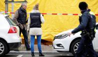 Investigan tiroteo en Zúrich. Foto: Reuters