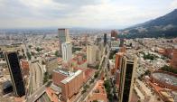 La capital colmbiana hoy es sede de 370.000 empresas. Foto: Wikimedia Commons