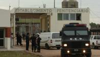 Un recluso inventó un arpón con un corte carcelario y hería a otros detenidos. Foto: Ariel Colmegna