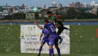 Rampla vs. Defensor. Foto: Ariel Colmegna